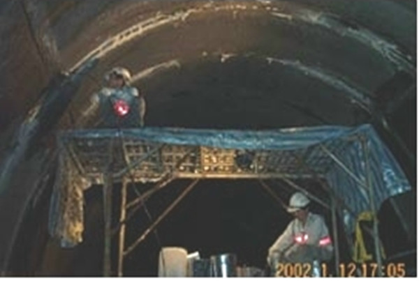 Eastern Section Dongde & Qingshui (Zonta & Shimizu) Railway Tunnel Rehabilitation and Sealing Work