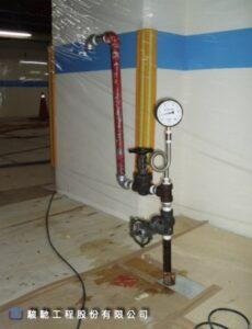 壓氣式檢測法