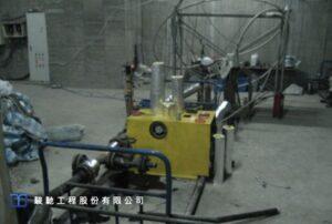 熱瀝青注漿設備
