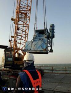 耐鹽鹼水泥化學複合漿材填充孔洞止漏加固