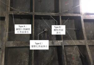 彈性不膨脹聚氨酯樹脂填充封堵